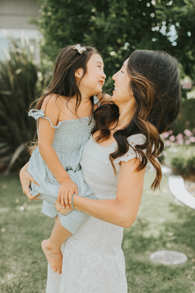 Hawaii Porch Family Session