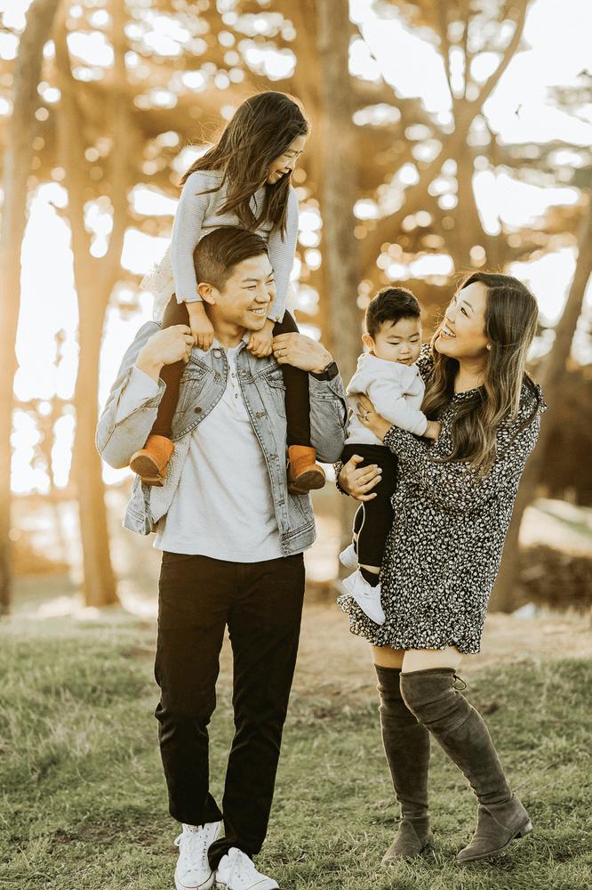 Half Moon Bay Family Photographer