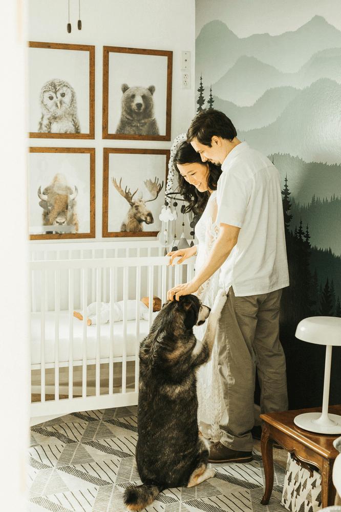 Best Lifestyle Newborn Photographer in San Francisco