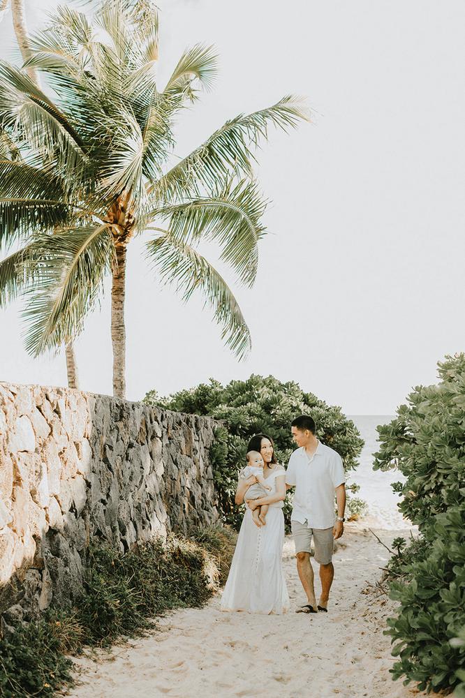 Oahu Family Vacation Photographer