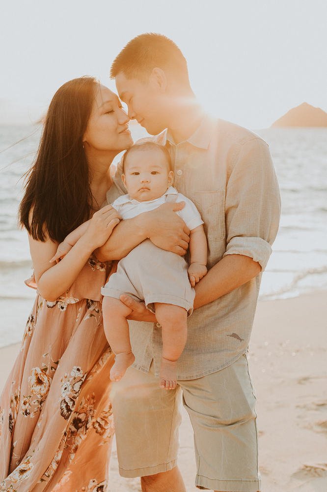 Lanikai Family Photography