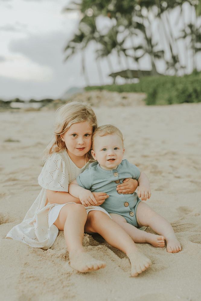 Lahaina Hawaii Family Photographer