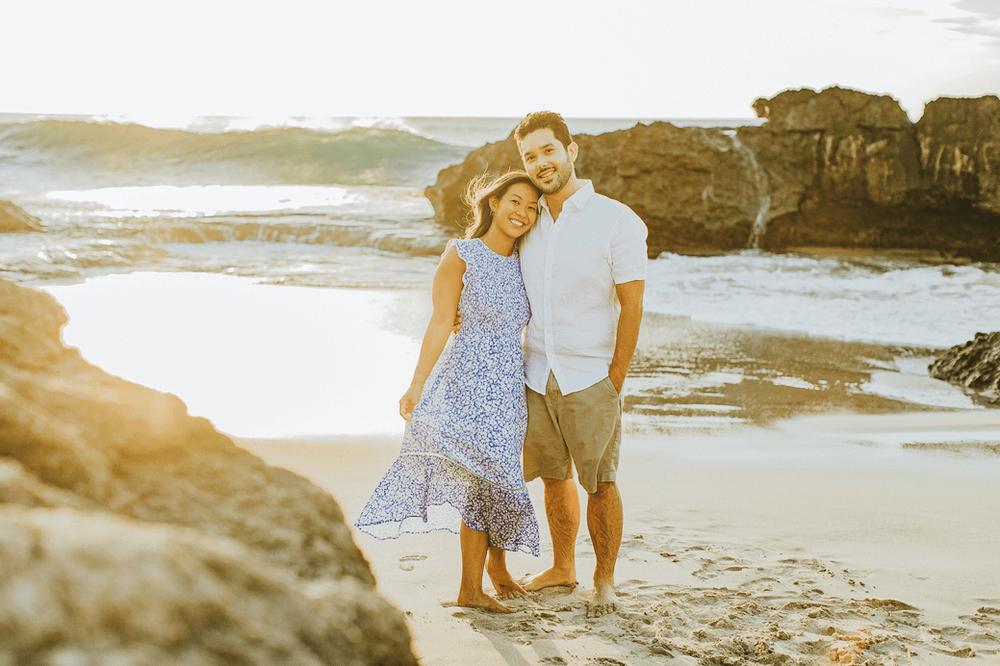 Honolulu Engagement Photography