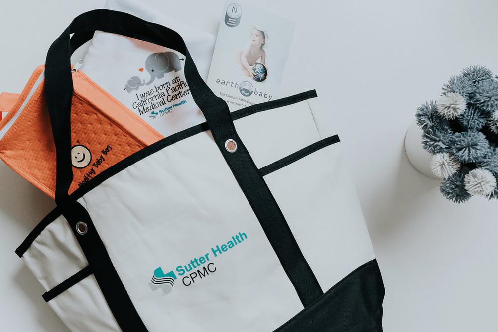 CPMC Van Ness New Parent Gift
