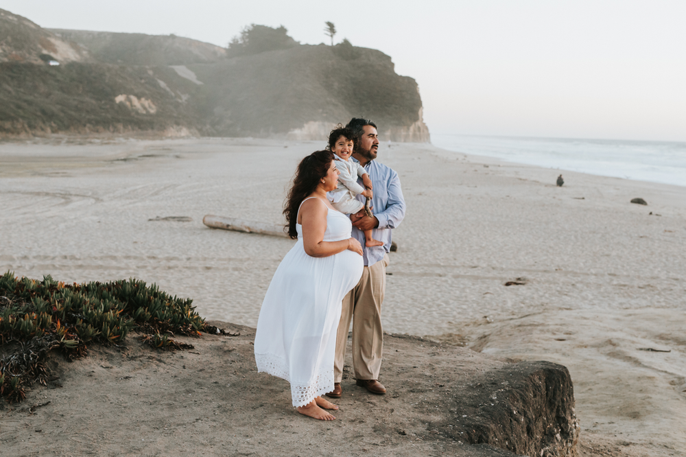 Pacifica Maternity Photographer