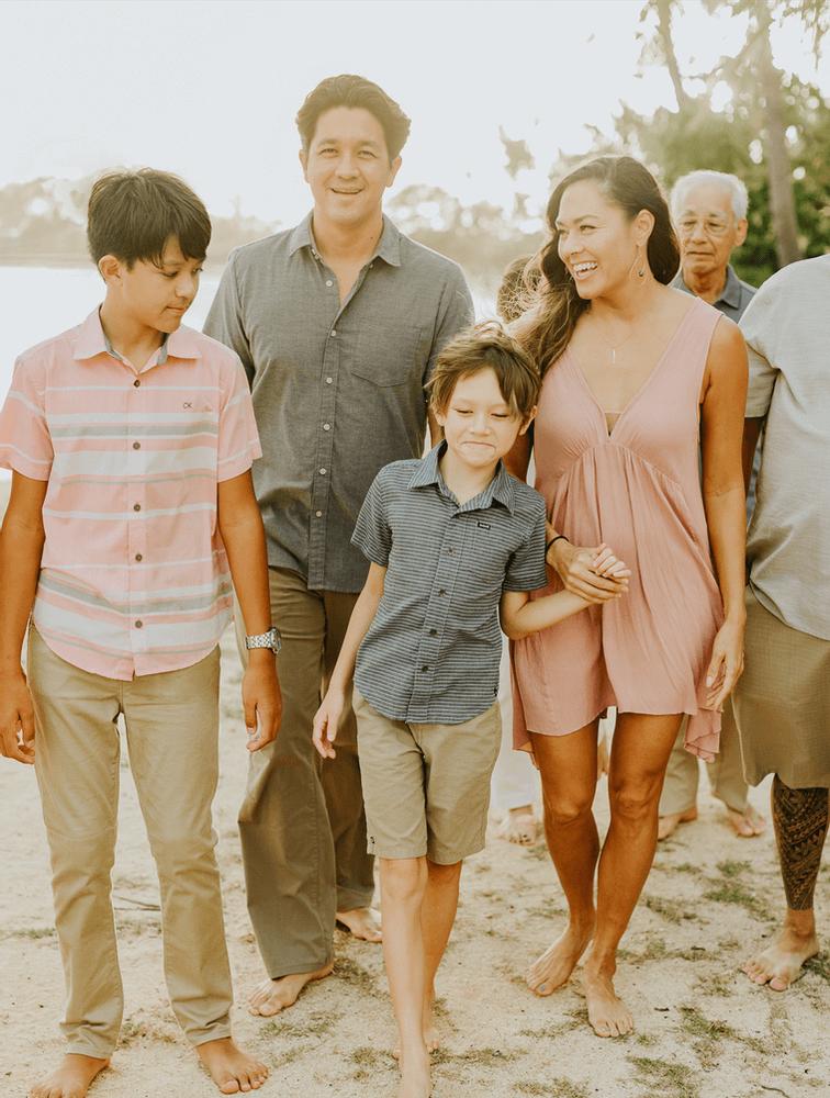 Waikiki Family Photographer