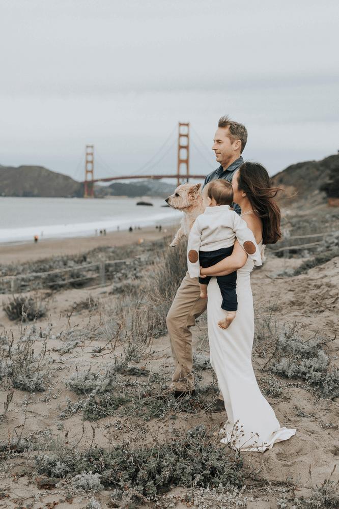 Golden Gate Bridge Family Photographer