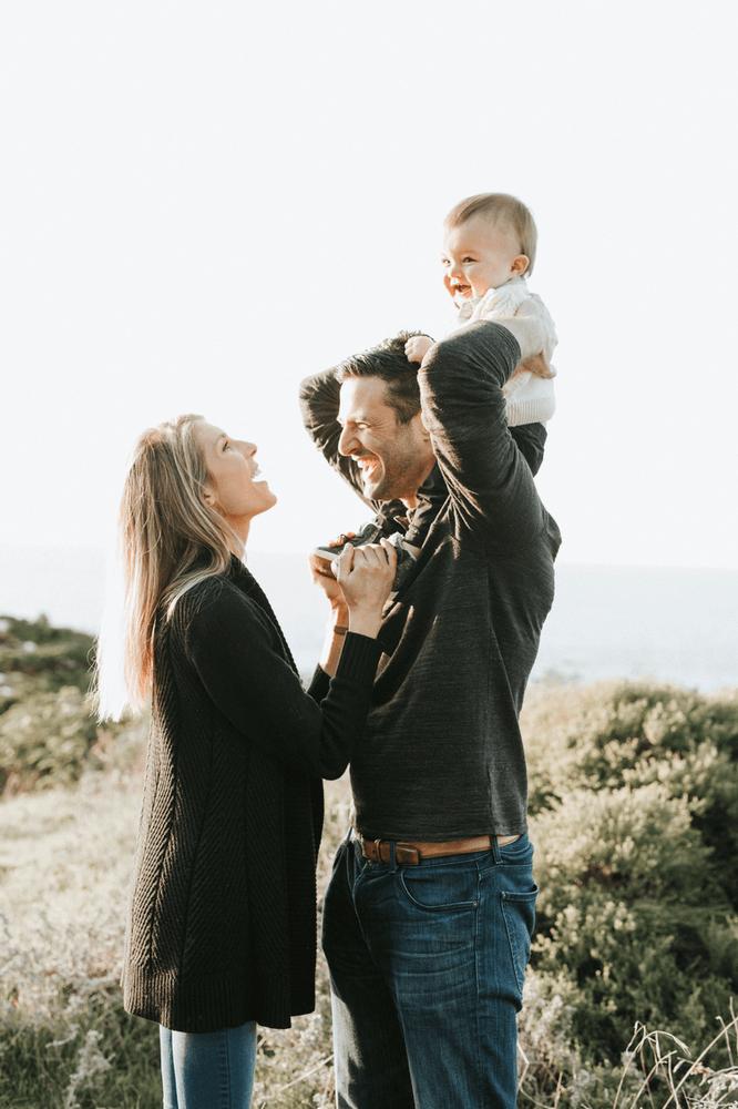 San Francisco Vacation Family Photographer
