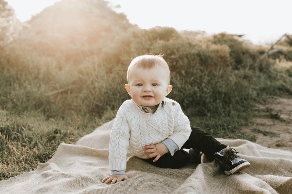 San Francisco Baby Photographer