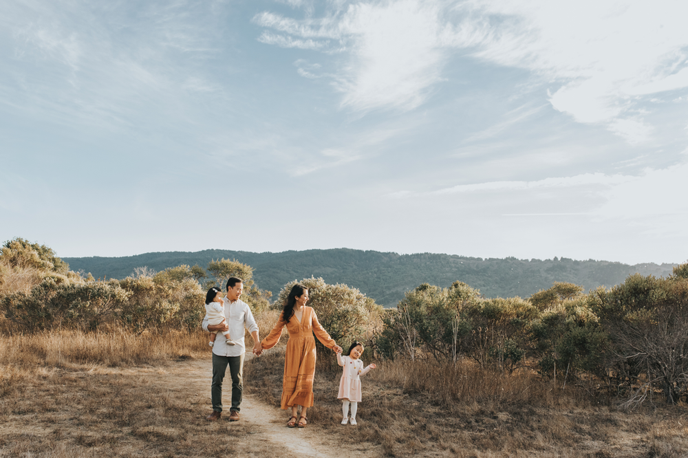 Foster City Family Photographer