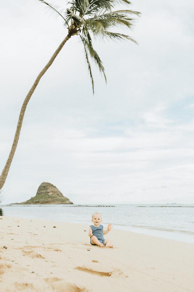 Hawaii Family Vacation Photographer