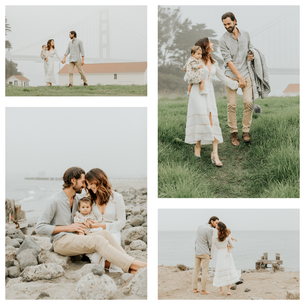 Crissy Field Family Photo Session