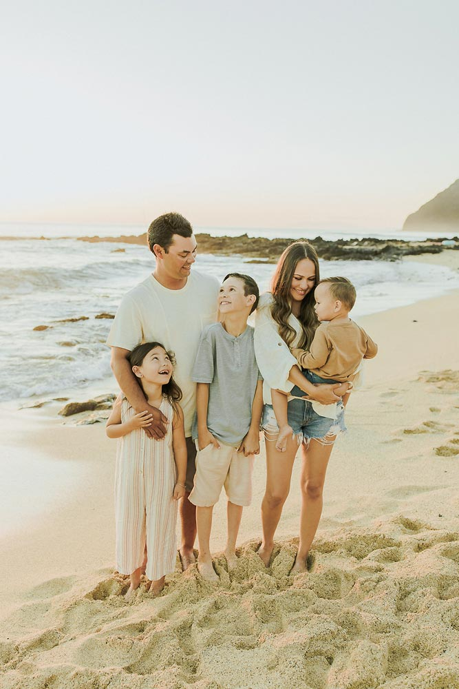 best oahu family photography waikiki