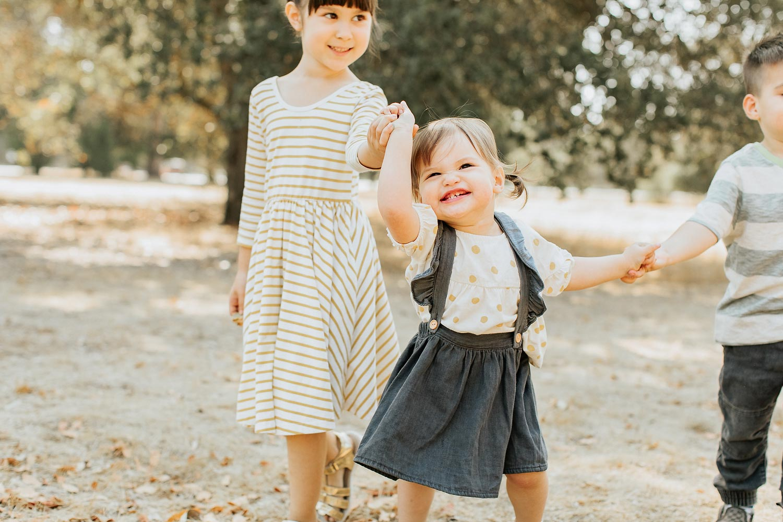 family photo session stanford palo alto