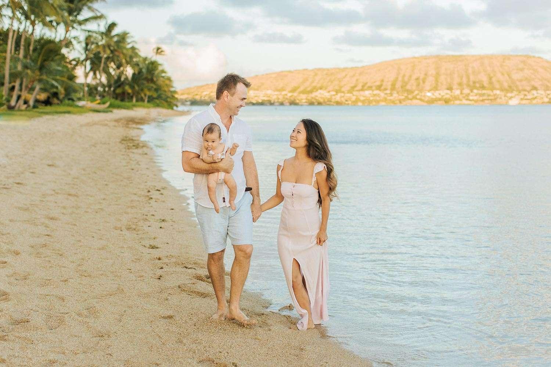 family photography in honolulu kahala hotel