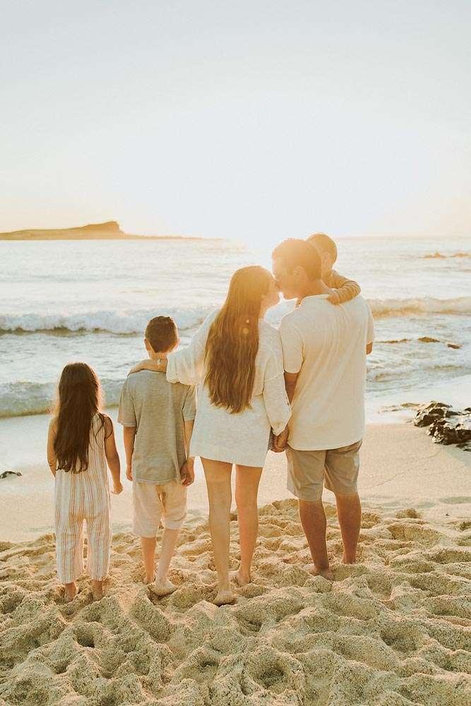 family photography session oahu waikiki