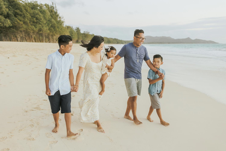 honolulu family portraits