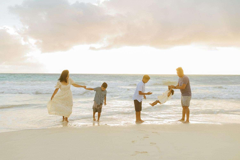 honolulu vacation family photographer