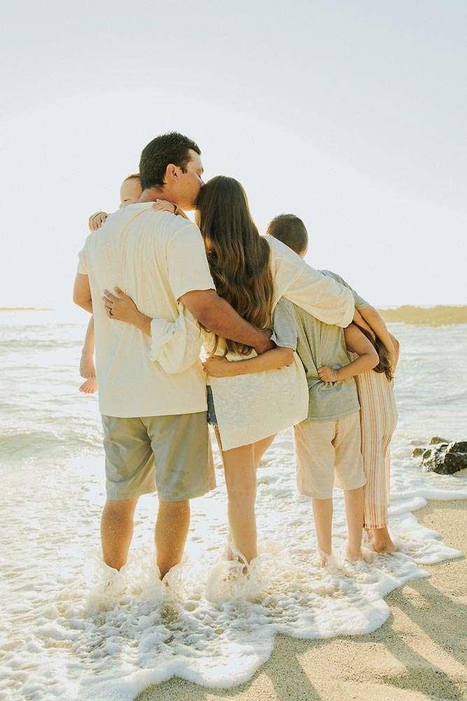 oahu vacation family photos waikiki