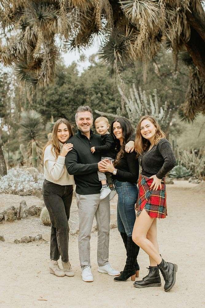 san francisco family mini photo session