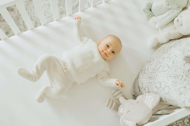 san francisco lifestyle newborn photography