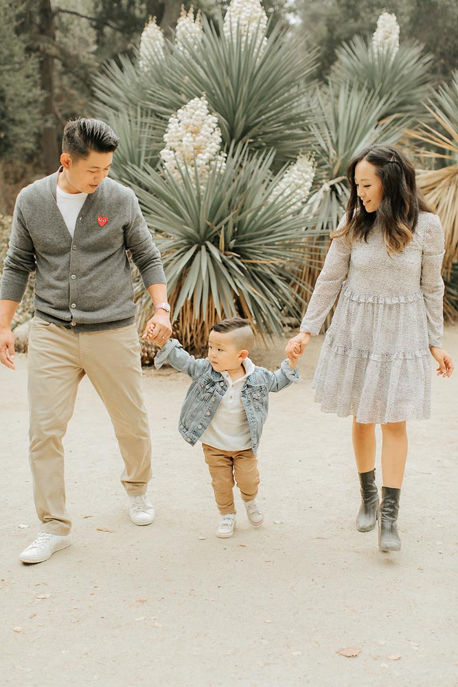 san mateo family photography session